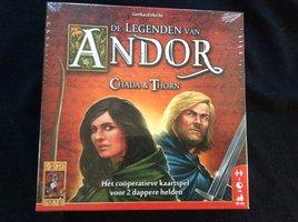 NIEUW: de Legenden van Andor Chada & Thorn