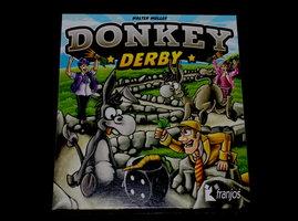 NIEUW: Donkey derby