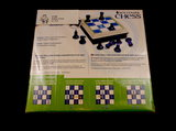 Solitaire Chess achterkant