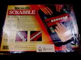 Scrabble Een tegen Een achterkant
