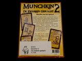 Munchkin 2 De Zwakken Geslacht Uitbreiding achterkant