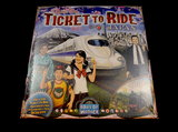 Ticket to Ride Japan/Italie Uitbreiding