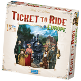Ticket to Ride Europe 15th anniversary NL