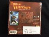 Fantasy Warriors Monsters, Mythe en Chaos! achterkant