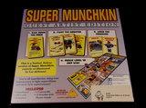 Super Munchkin Guest Artist Edition (EN) achterkant