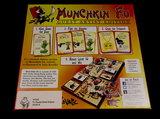 Munchkin Fu Guest Artist Edition (EN) achterkant