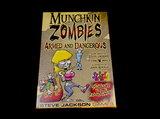 Munchkin Zombies Armed&Dangerous Exp. (EN)