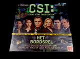 CSI - het Bordspel