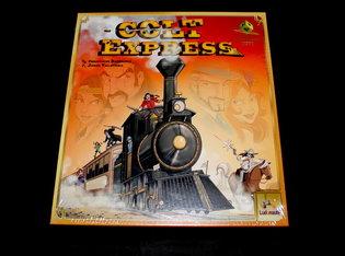 NIEUW: Colt Express