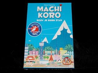 NIEUW: Machi Koro