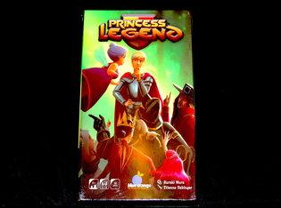 NIEUW: Princess Legend