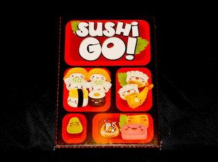 NIEUW: Sushi Go!