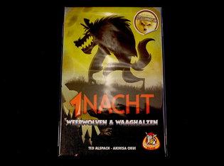 NIEUW: 1 Nacht Weerwolven en Waaghalzen