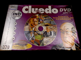 2dehands: Cluedo DVD Game