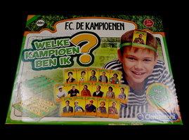 2dehands: F.C. De Kampioenen Welke kampioen ben ik?