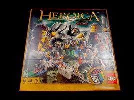 2dehands: Lego Heroica Slot Fortaan