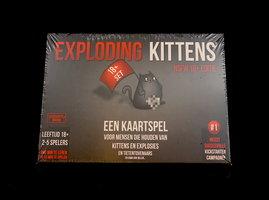 NIEUW: Exploding Kittens NSFW 18+