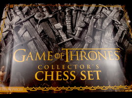 NIEUW: Game of Thrones Chess (EN)