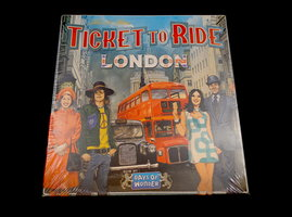NIEUW: Ticket to Ride London