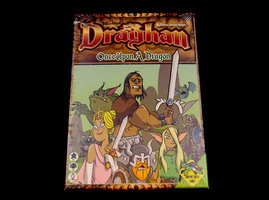 NIEUW: World of Draghan - Once Upon a Dragon