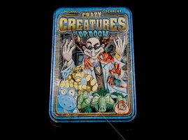 NIEUW: Crazy Creatures of Dr. Doom (beschadigd)