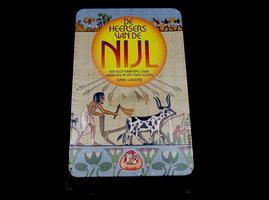 NIEUW: De Heersers van de Nijl