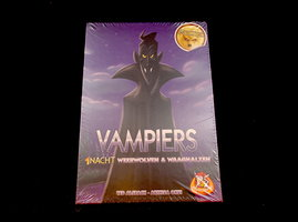NIEUW: 1 Nacht Weerwolven en Waaghalzen Vampiers