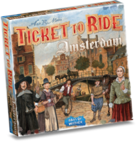 PRE-ORDER: Ticket to Ride Amsterdam (NL)