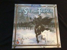 2dehands: Het Spel der Tronen (Game of Thrones)