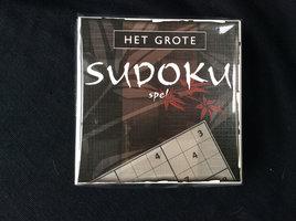 2dehands: Het grote Sudoku spel