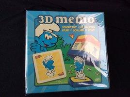 2dehands: 3D Memo Smurfen