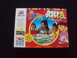 2dehands: Dora ogen dicht