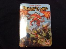 NIEUW: Dragon's Gold (beschadigd)