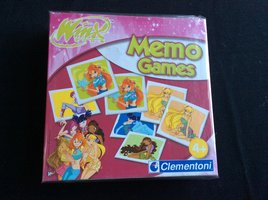 2dehands: Winx Club Memo Games