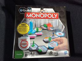 2dehands: Monopoly U-Build