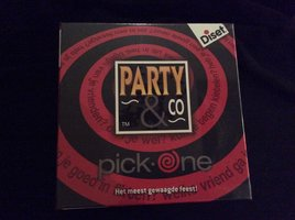 NIEUW: Party & Co Pick One