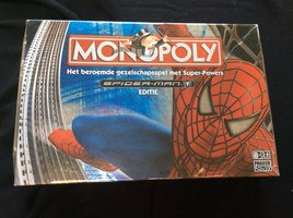 2dehands: Monopoly Spiderman
