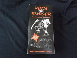 2dehands: Ninja Burger (EN)