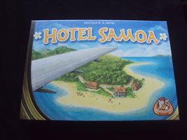 NIEUW: Hotel Samoa
