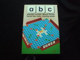 2dehands: ABC Woordjes Vormen