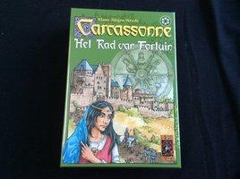 2dehands: Carcassonne - Het Rad van Fortuin
