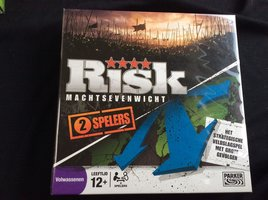 2dehands: Risk Machtsevenwicht