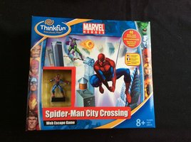 NIEUW: Spiderman City Crossing