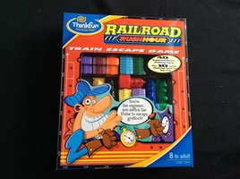 NIEUW: Railroad Rushhour