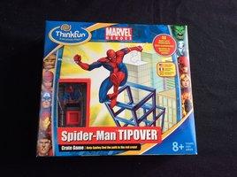 NIEUW: Spiderman Tipover