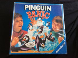 2dehands: Pinguin Panic