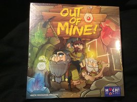 NIEUW: Out of Mine