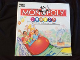 2dehands: Monopoly Junior