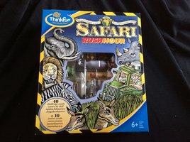 NIEUW: Safari Rushhour