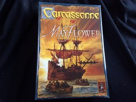 2dehands: Carcassonne Mayflower